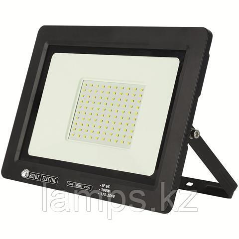 Прожектор герметичный светодиодный ASLAN-100 100W Черный 6400K 175-250V LED PROJ.