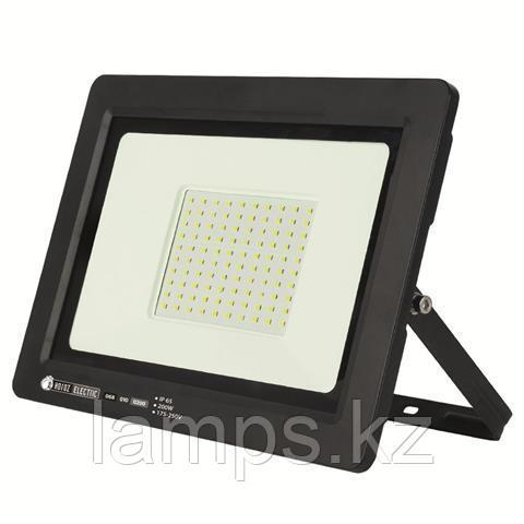 Прожектор герметичный светодиодный ASLAN-200 200W Черный 6400K 175-250V LED PROJ.