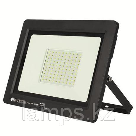 Прожектор герметичный светодиодный ASLAN-200 200W Черный 6400K 175-250V LED PROJ., фото 2