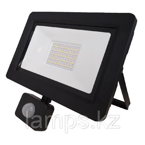 Прожектор герметичный светодиодный ASLAN-S50 50W Черный 6400K 175-250V L PRO