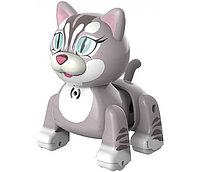 Интерактивный котенок «Бурмилла» от Silverlit