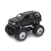 Модель машины 1:34-39 Chevrolet Tahoe Big Wheel