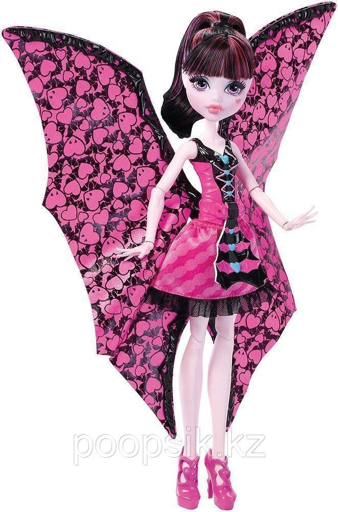 Кукла Monster High Улётная Дракулаура - фото 1