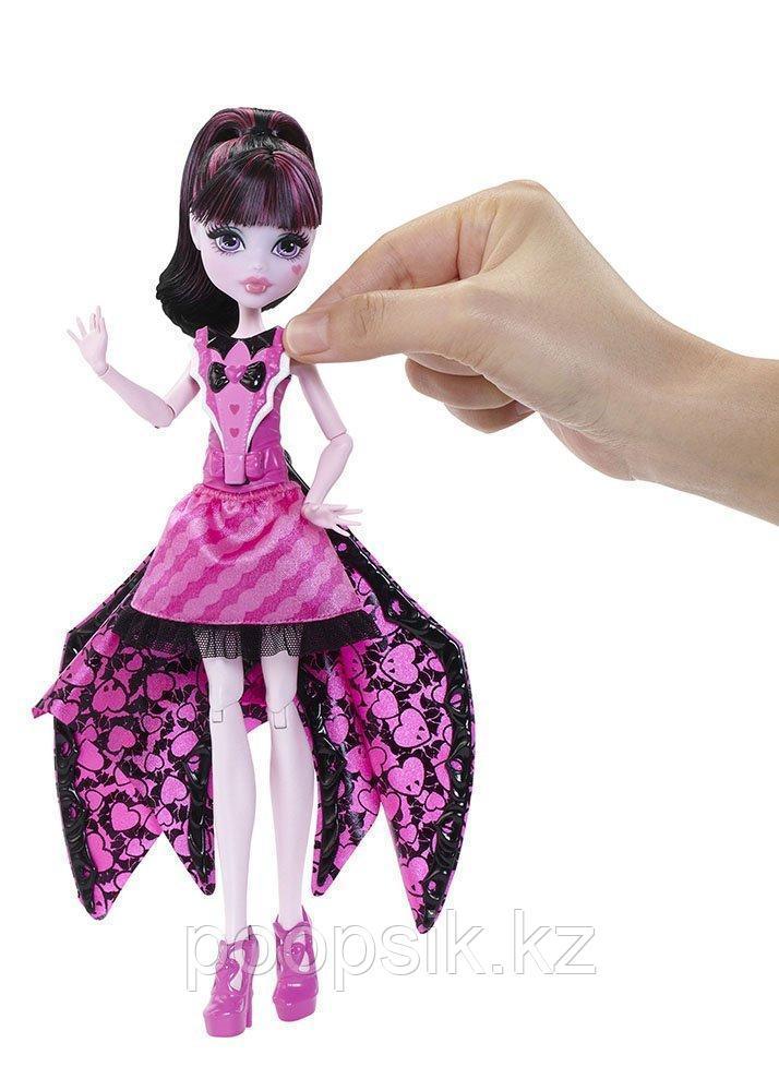 Кукла Monster High Улётная Дракулаура - фото 4