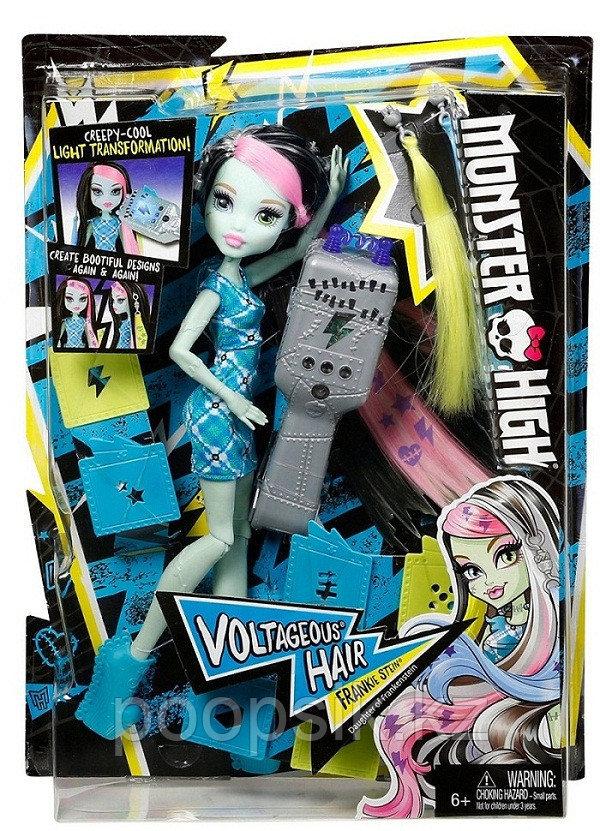 Кукла Мonster Нigh Салон стильных причёсок Френки - фото 6