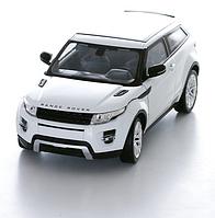 Коллекционная машинка Range Rover Evoque 1:24