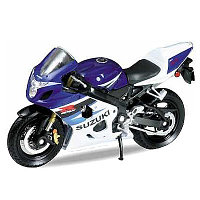 Коллекционная модель мотоцикла 1:18 Suzuki GSX-R750