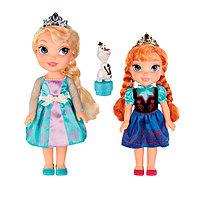 Игровой набор Холодное Сердце 2 куклы и Олаф