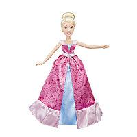 Disney Princess кукла Золушка в роскошном платье-трансформере
