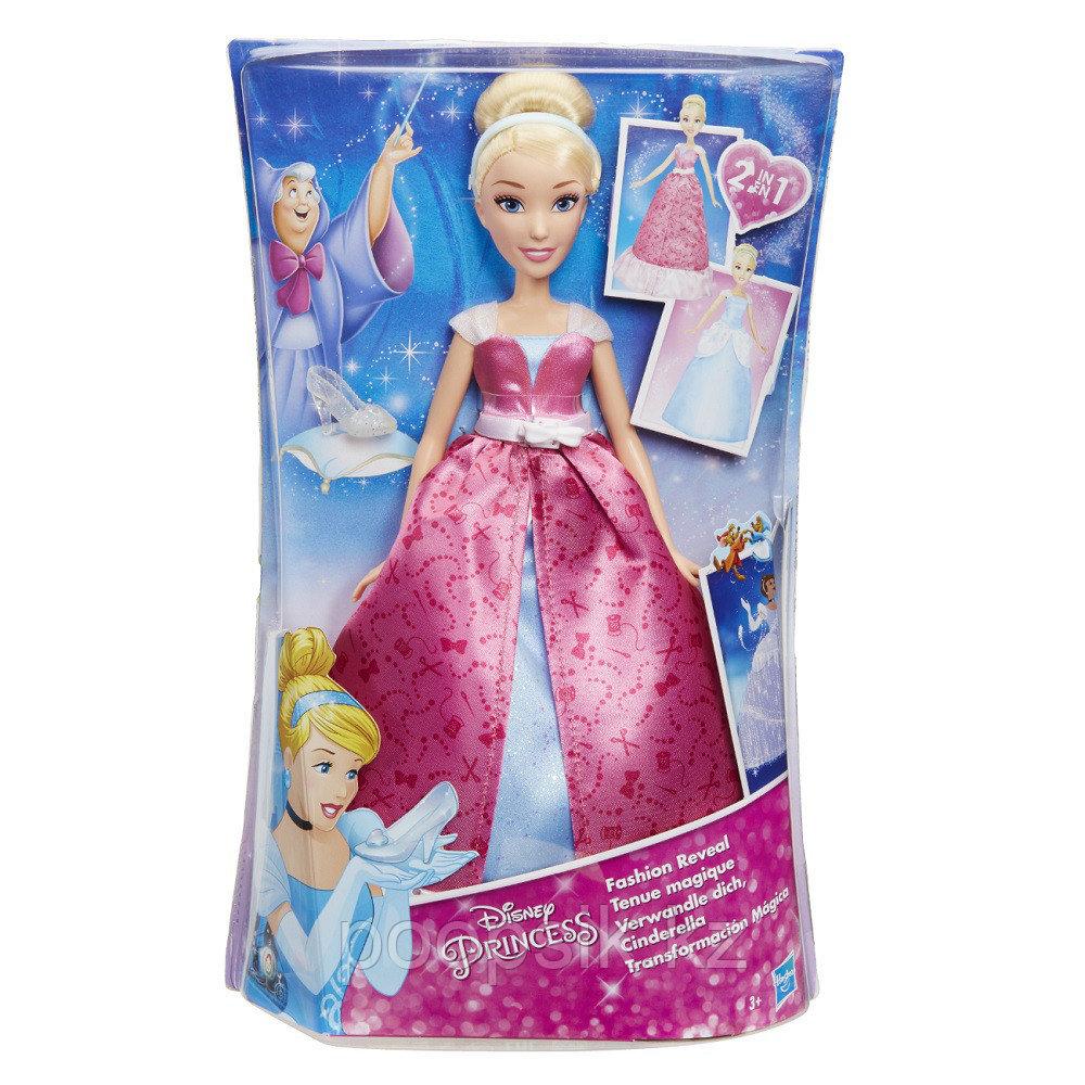 Disney Princess кукла Золушка в роскошном платье-трансформере - фото 2