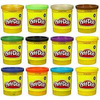Play-Doh Пластилин в баночке, в ассортименте B6756