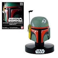 Шлем на подставке Боба Фетт Star Wars