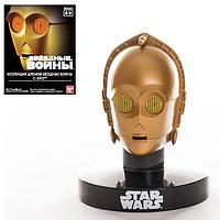 Шлем на подставке C-3PO Star Wars