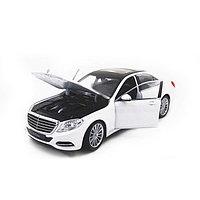 Модель машины 1:24 Mercedes-Benz S-Class