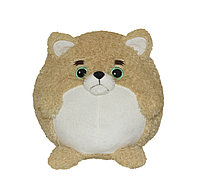 Мягкая игрушка Котик Мармелад, 30 см