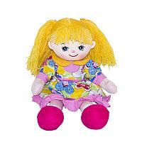Мягкая кукла Лимоника, 30 см