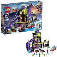 Lego Super Hero Girls Супергёрлз Фабрика Криптомитов Лены Лютор