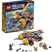 Lego Nexo Knights Нексо Бур-машина Акселя