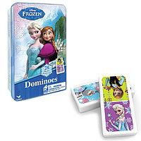 Spin Master Настольная игра Домино Disney Холодное Сердце