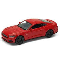 Welly Модель машины 1:34-39 Ford Mustang GT 2015