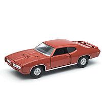 Welly Модель винтажной машины 1:34-39 Pontiac GTO