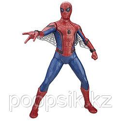 Spider-Man Фигурка Человека-паука со световыми и звуковыми эффектами