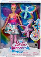 """Barbie FRB08 """"Фея со сменными крыльями"""""""
