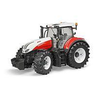 Трактор Steyr 6300 Terrus CVT