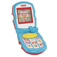 Fisher-Price музыкальный раскладной телефон