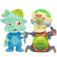 Фигурки инопланетяни Exogini Рободжино и Тим и Сквид