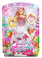 Кукла Барби Dreamtopia Конфетная принцесса со звуком и светом, фото 1
