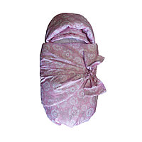 Комплект на выписку GulSara Мишка 7 предметов розовый
