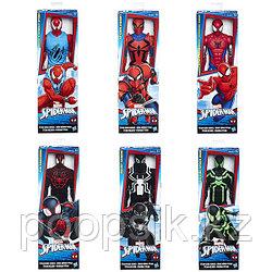 Spider-Man фигурка Паутинные бойцы, в асс.