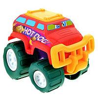 Машинка Mini Monster Wheel, в асс.