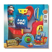 """Игровой набор """"Приключения пиратов"""""""