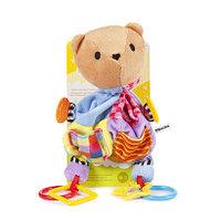 """Mioshi одеяльце с прорезывателем """"Милый мишенька"""""""