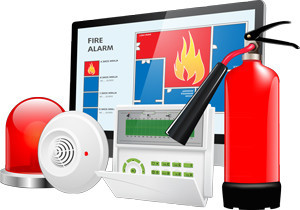 Монтаж пожарной сигнализации