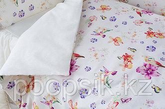Комплект в кроватку Perina Акварель 3 предмета