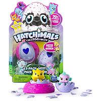 Hatchimals коллекционные фигурки 2 штуки