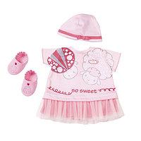 Baby Annabell Одежда для теплых деньков, кор.