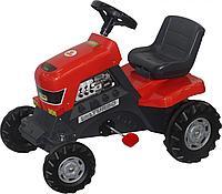 Каталка-трактор с педалями Тurbo