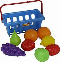 Набор продуктов с корзинкой №2 (9 элем.) в ассортименте