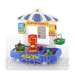 """Мини-набор настольный супермаркет """"Алеся"""" (в коробке)"""
