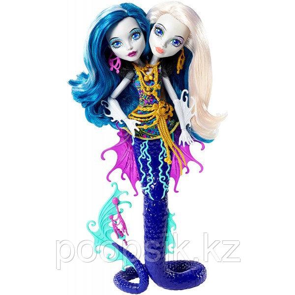 Куклы Monster High (Монстер Хай) Большой кошмарный риф Пэри и перл - фото 1