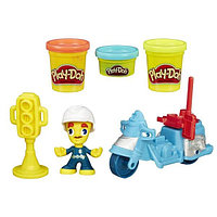 Play-Doh Город транспорт