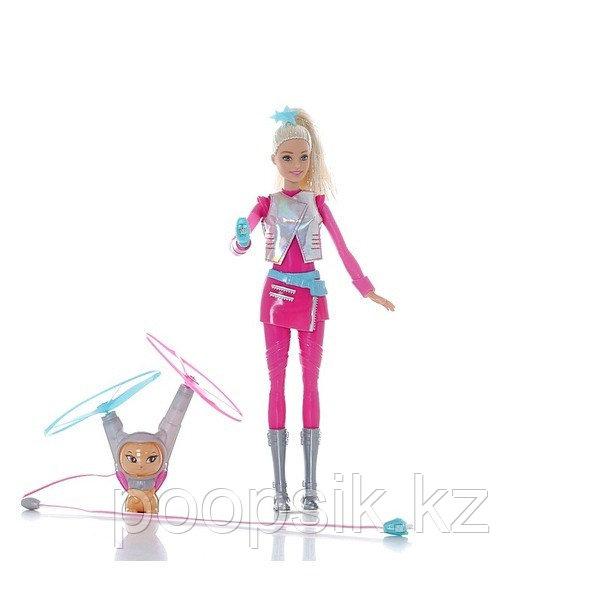 Барби с летающим питомцем Космическое приключение Barbie DWD24 - фото 3