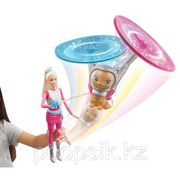 Барби с летающим питомцем Космическое приключение Barbie DWD24 - фото 2