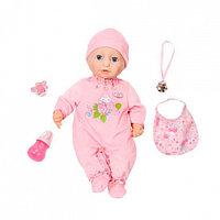 Кукла Baby Annabell многофункциональная 43см, Zapf Creation