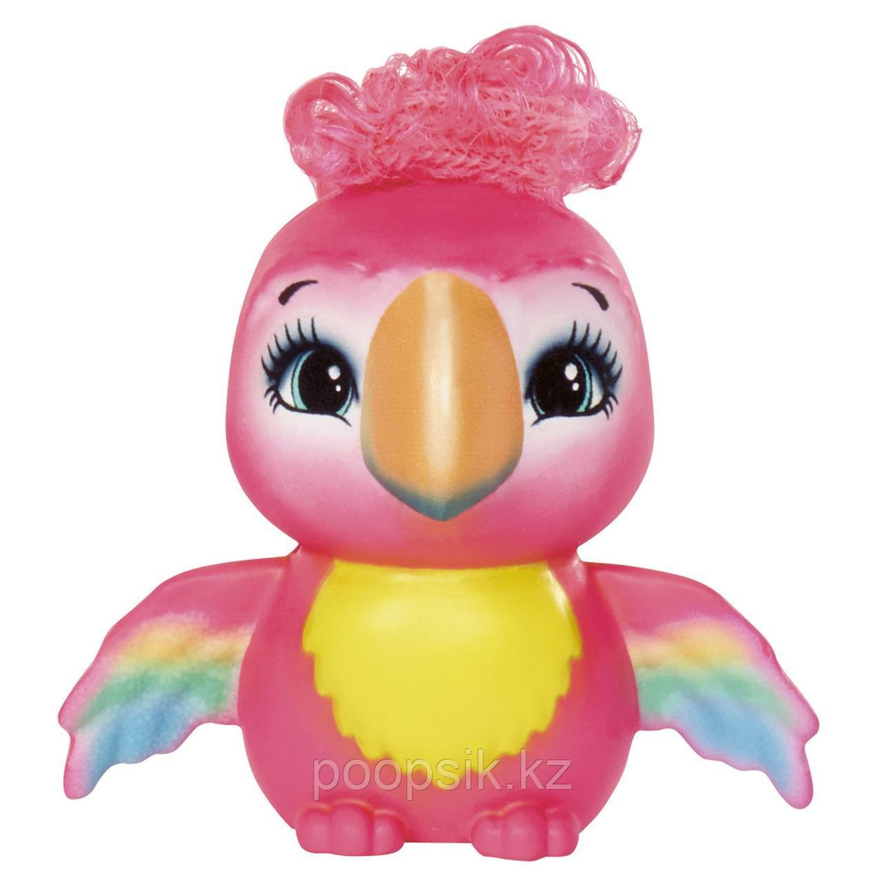 Enchantimals Пикки Какаду с питомцем 15 см, Mattel FJJ21 - фото 4