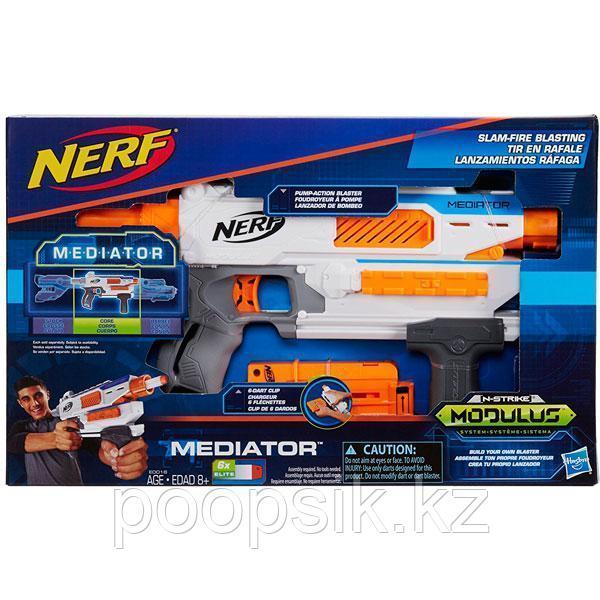 Nerf Mediator Нерф Бластер Модулус Медиатор E0016 - фото 1